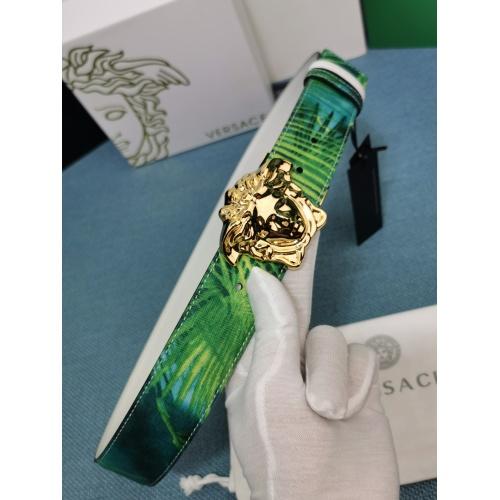 Replica Versace AAA Belts #796157 $82.45 USD for Wholesale
