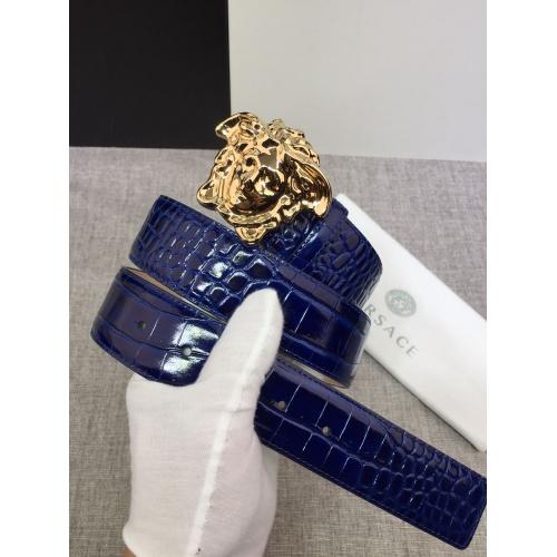 Replica Versace AAA Belts #796158 $82.45 USD for Wholesale