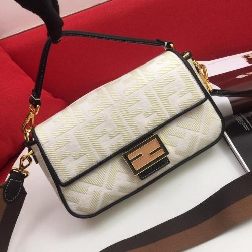 Fendi AAA Quality Messenger Bags For Women #796232