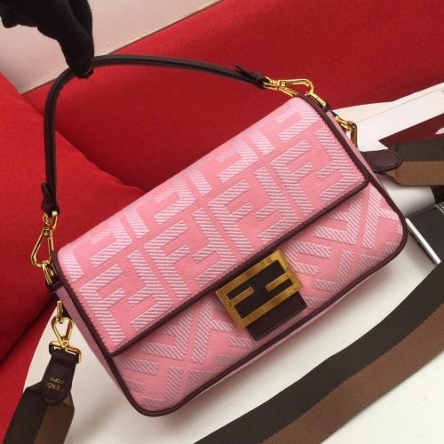 Fendi AAA Quality Messenger Bags For Women #796234