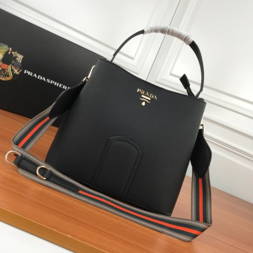 Prada AAA Quality Messeger Bags For Women #796245