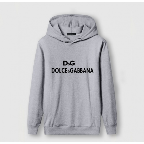 Dolce & Gabbana D&G Hoodies Long Sleeved Hat For Men #796588