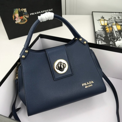 Prada AAA Quality Handbags For Women #796619