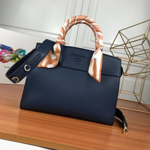 Prada AAA Quality Handbags For Women #796637