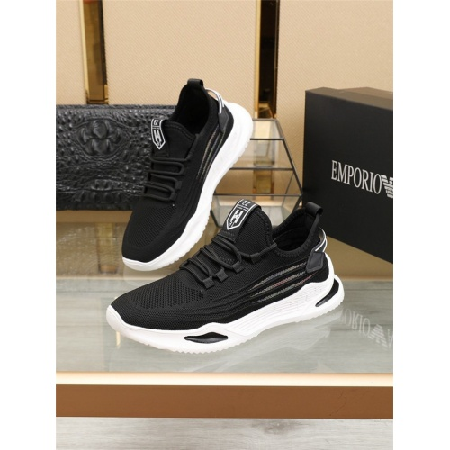 Armani Casual Shoes For Men #796671