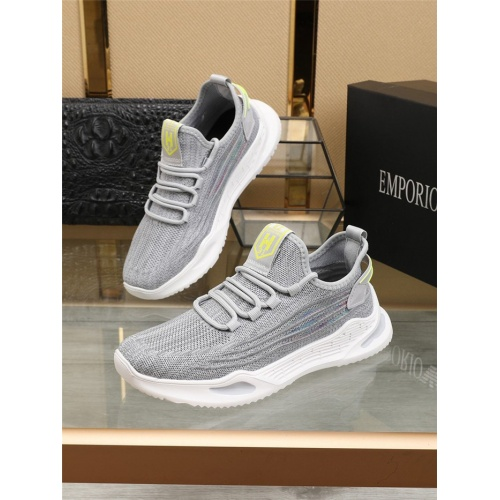 Armani Casual Shoes For Men #796672