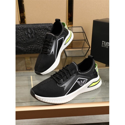 Armani Casual Shoes For Men #796673