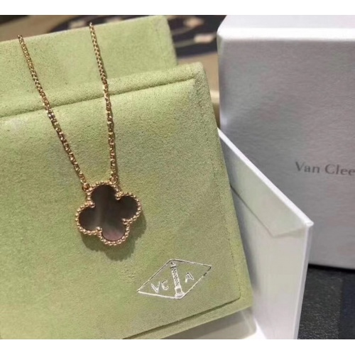 Van Cleef & Arpels Necklaces #796730 $39.77 USD, Wholesale Replica Van Cleef & Arpels Necklaces