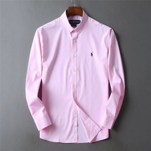 Ralph Lauren Polo Shirts Long Sleeved Polo For Men #797162