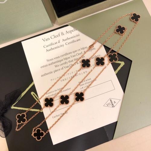 Van Cleef & Arpels Necklaces #797194 $54.32 USD, Wholesale Replica Van Cleef & Arpels Necklaces