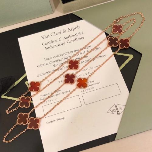 Van Cleef & Arpels Necklaces #797196 $54.32 USD, Wholesale Replica Van Cleef & Arpels Necklaces