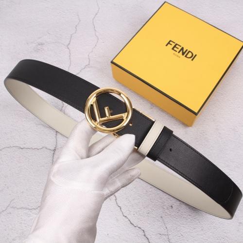 Fendi AAA Belts #797210 $62.08 USD, Wholesale Replica Fendi AAA+ Belts