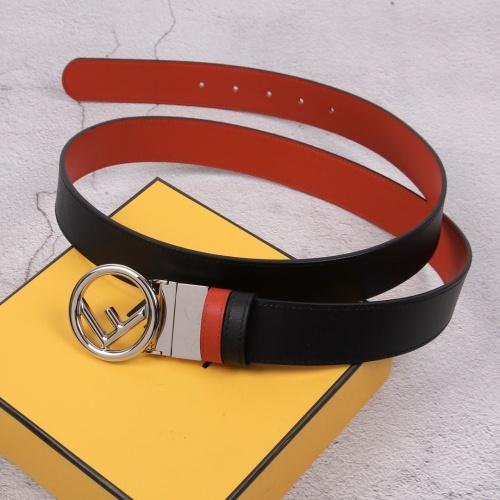 Replica Fendi AAA Belts #797213 $62.08 USD for Wholesale