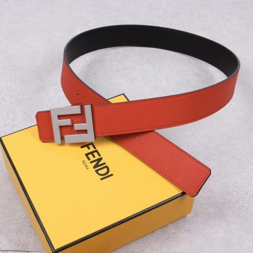 Replica Fendi AAA Belts #797233 $62.08 USD for Wholesale