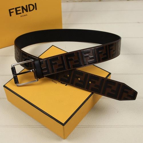 Replica Fendi AAA Belts #797235 $62.08 USD for Wholesale