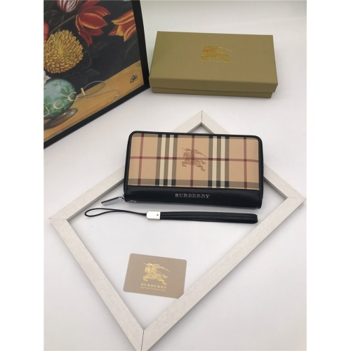 Burberry AAA Man Wallets #797278
