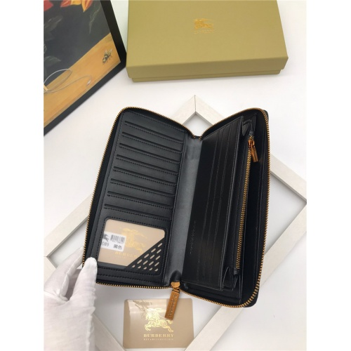 Replica Burberry AAA Man Wallets #797279 $52.38 USD for Wholesale