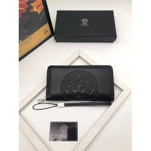 Versace AAA Man Wallets #797281