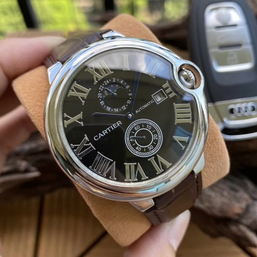Cartier AAA Quality Watches For Men #797287 $176.54, Wholesale Replica Cartier AAA Quality Watches