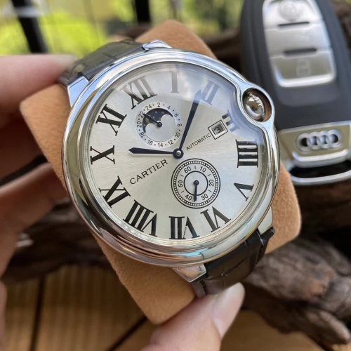 Cartier AAA Quality Watches For Men #797288