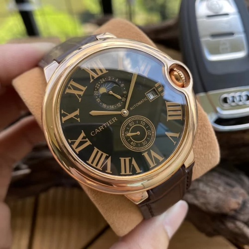 Cartier AAA Quality Watches For Men #797289