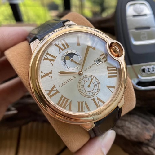 Cartier AAA Quality Watches For Men #797290