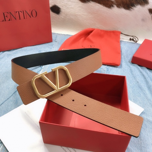 Replica Valentino AAA Quality Belts #797292 $73.72 USD for Wholesale