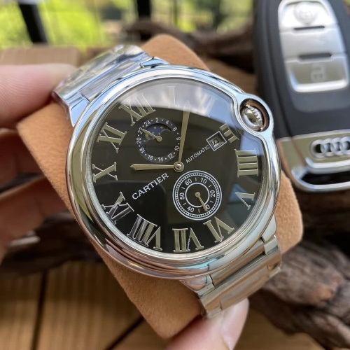 Cartier AAA Quality Watches For Men #797293 $186.24, Wholesale Replica Cartier AAA Quality Watches
