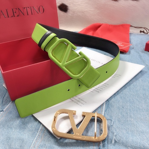 Replica Valentino AAA Quality Belts #797294 $73.72 USD for Wholesale