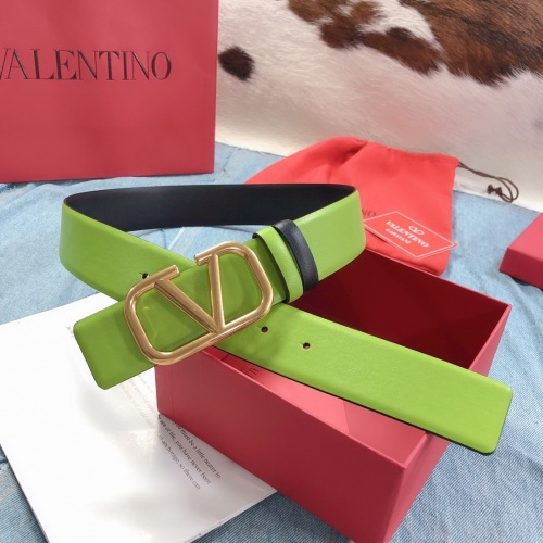 Replica Valentino AAA Quality Belts #797296 $73.72 USD for Wholesale