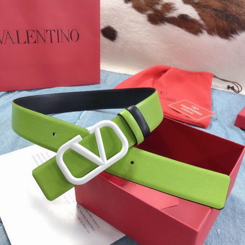 Replica Valentino AAA Quality Belts #797298 $73.72 USD for Wholesale