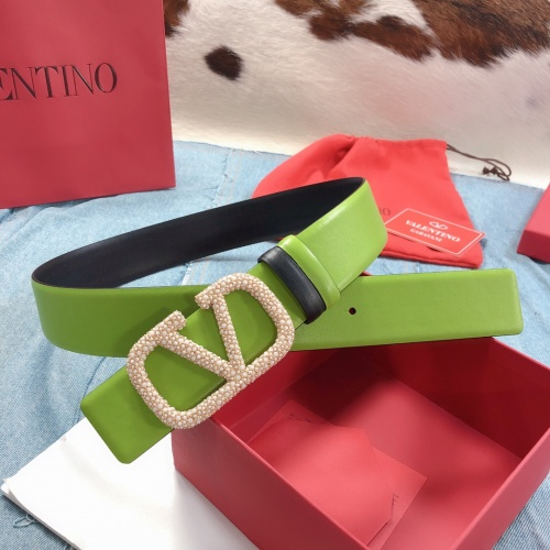 Replica Valentino AAA Quality Belts #797302 $73.72 USD for Wholesale