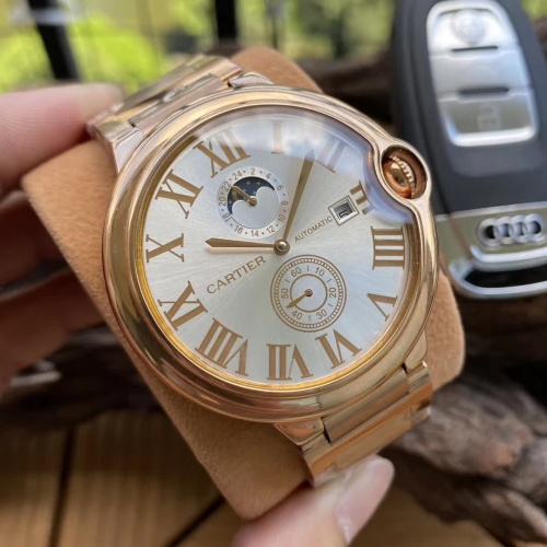 Cartier AAA Quality Watches For Men #797303 $186.24 USD, Wholesale Replica Cartier AAA Quality Watches