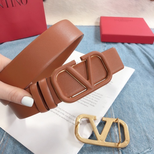 Replica Valentino AAA Quality Belts #797306 $73.72 USD for Wholesale