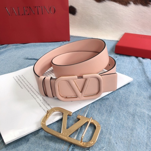 Replica Valentino AAA Quality Belts #797307 $73.72 USD for Wholesale