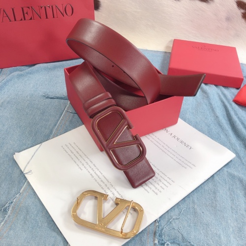 Replica Valentino AAA Quality Belts #797309 $73.72 USD for Wholesale