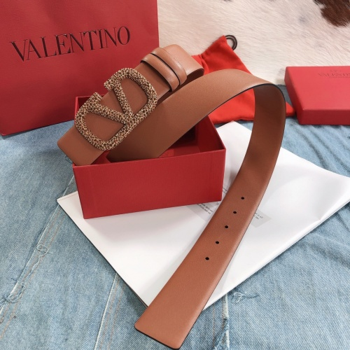 Replica Valentino AAA Quality Belts #797319 $73.72 USD for Wholesale