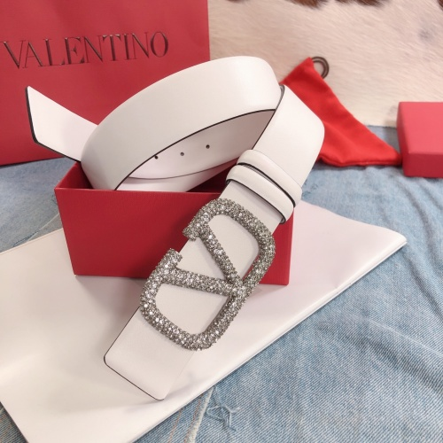 Replica Valentino AAA Quality Belts #797320 $73.72 USD for Wholesale
