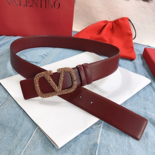 Replica Valentino AAA Quality Belts #797321 $73.72 USD for Wholesale