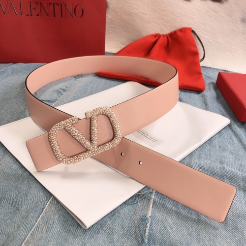 Replica Valentino AAA Quality Belts #797322 $73.72 USD for Wholesale