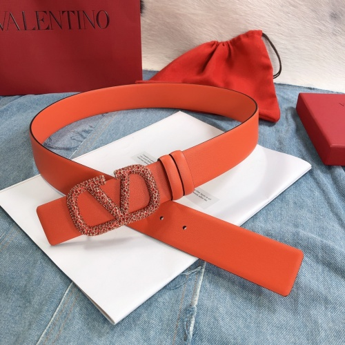 Replica Valentino AAA Quality Belts #797323 $73.72 USD for Wholesale