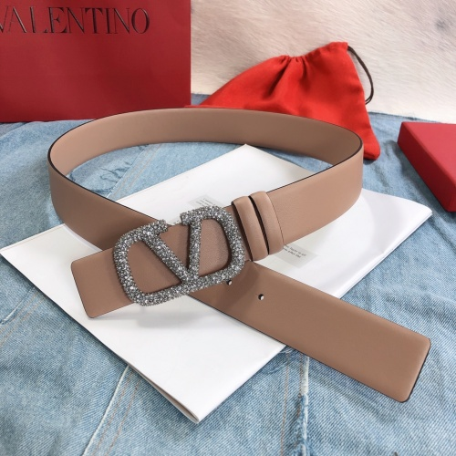 Replica Valentino AAA Quality Belts #797324 $73.72 USD for Wholesale