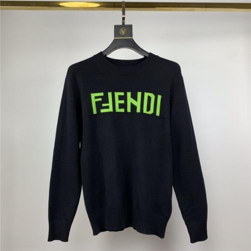 Fendi Sweaters Long Sleeved O-Neck For Men #797328