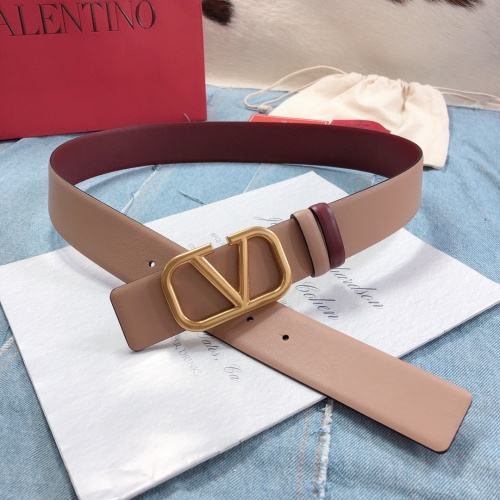 Replica Valentino AAA Quality Belts #797332 $73.72 USD for Wholesale