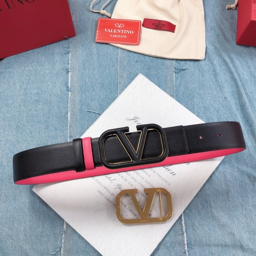 Replica Valentino AAA Quality Belts #797333 $73.72 USD for Wholesale