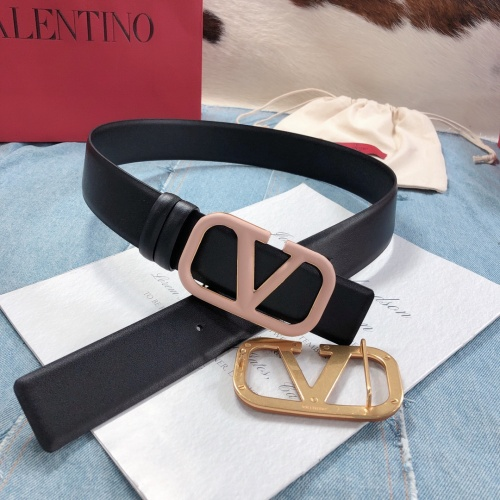 Replica Valentino AAA Quality Belts #797337 $73.72 USD for Wholesale