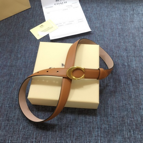 Coach AAA Belts #797341