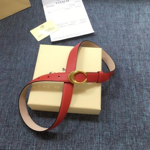 Coach AAA Belts #797344