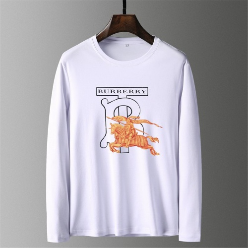 Burberry T-Shirts Long Sleeved O-Neck For Men #797400