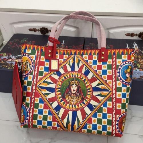 Dolce & Gabbana AAA Quality Totes-Handbag For Women #797436